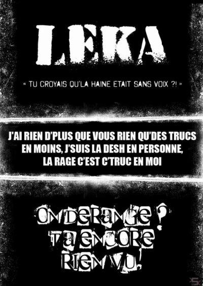 LEKA (LE K).