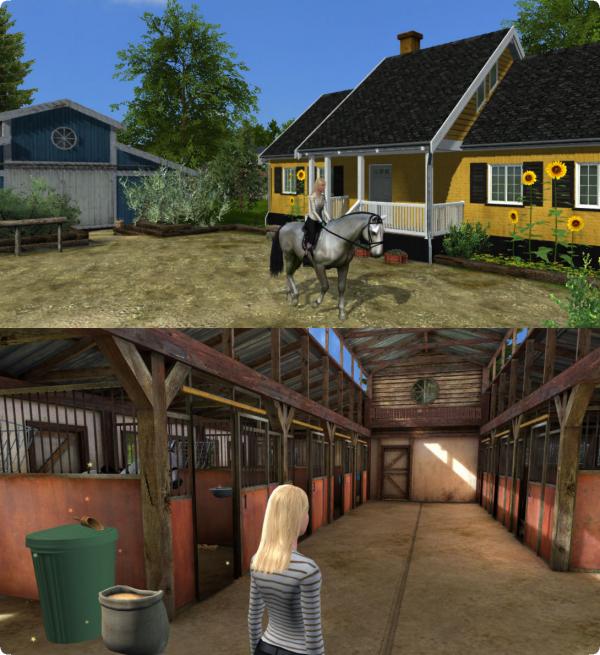 Les Tests de Patricia #1: My Horse Friends (Premières Impressions)