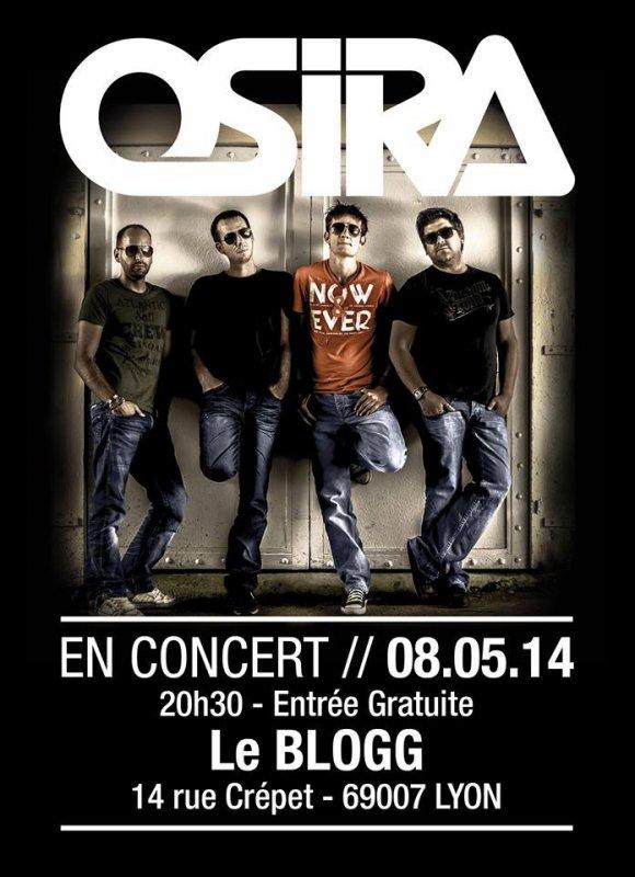 OSIRA en concert !!