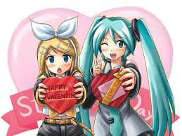 """Bonne St. Valentin (en retard de 2 jours je sais ^^"""")"""