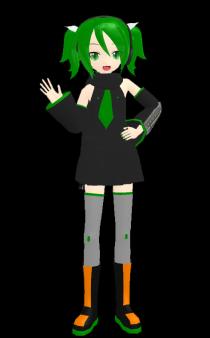 Midori Hatsune