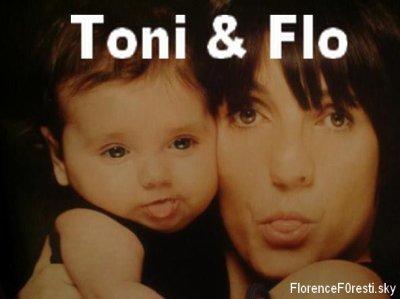 Florence et toni <3 juste magnifique toutes les deux <3