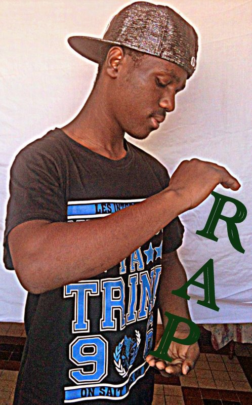 Morasy en mode Rap
