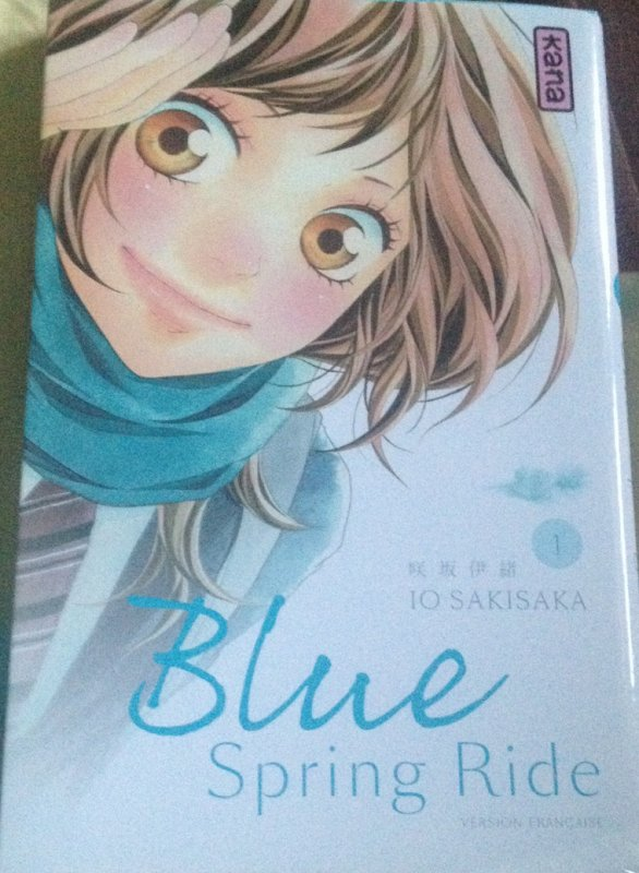 BLUE SPRING RIDE tome 1 version française