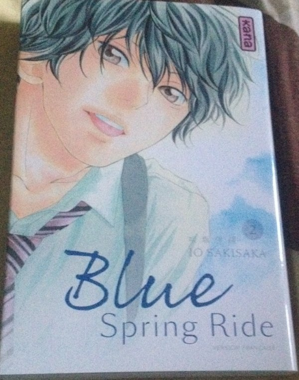 BLUE SPRING RIDE tome 2 version française
