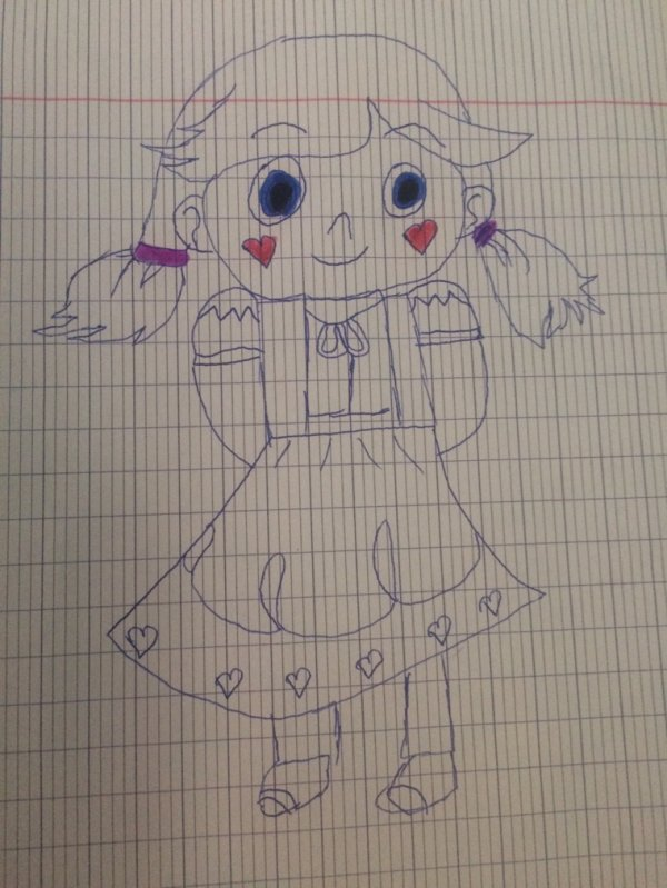 Dessin Star Butterfly
