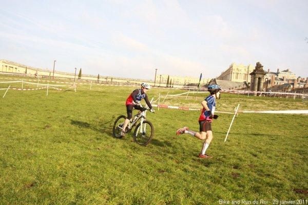 Bike & Run de Versailles