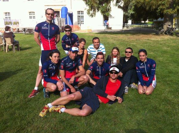 Triathlon de La Bonneville-sur-Iton (Evreux)