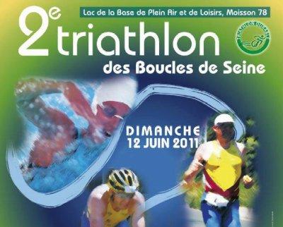 Triathlon des Boucles de Seine - Qualification coupe de France des Clubs