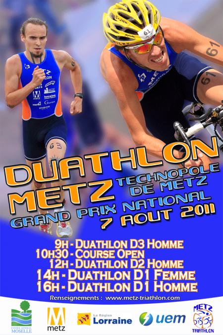 Demi-Finale D3 Duathlon