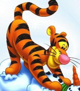 N°34 tigrou