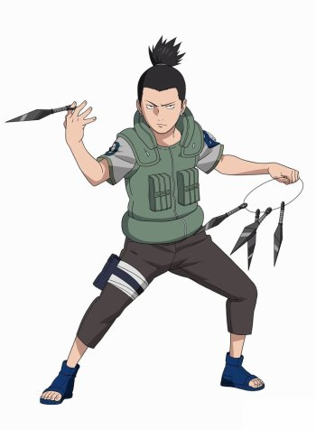 N° 53 shikamaru version sauvtage