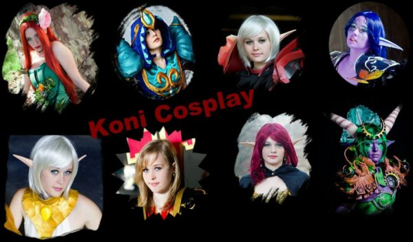 2) 30 Days Cosplay Challenge
