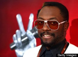 Will.i.am et The Voice