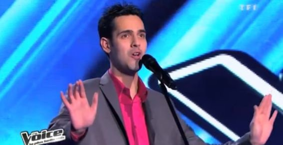 Yoann Fréget grand gagnant de The Voice 2!