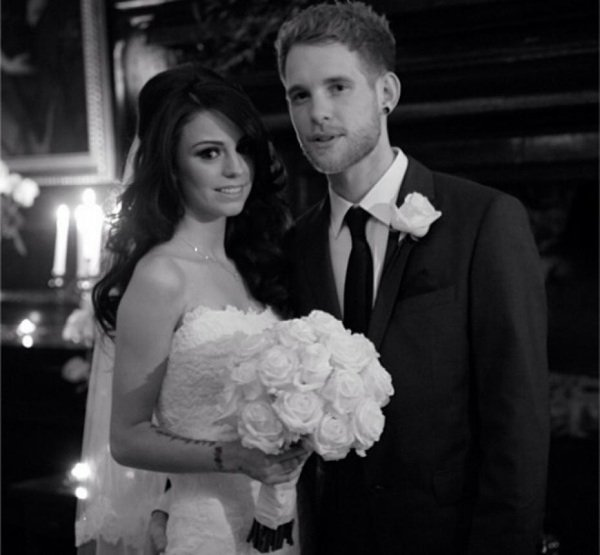 Cher Lloyd mariée!