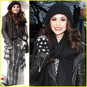 Cher Lloyd's Thanksgiving