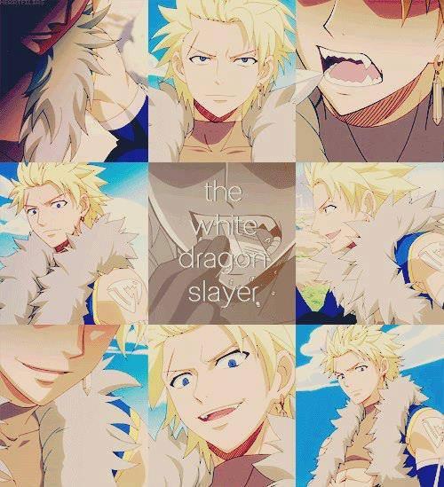 Le meilleur des dragon-slayer! Sting❤