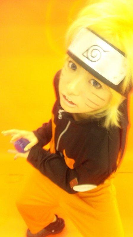 Pikarin  Cosplay Naruto 〜♡ !〜♡