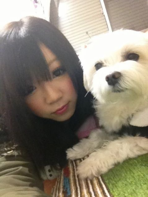 Pikarin With Doggy  ! 〜♫★