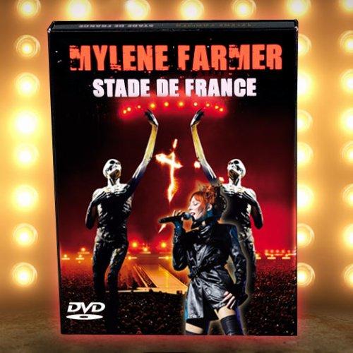 DVD Mylene Farmer au stade de France
