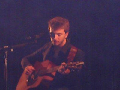 Concert de Renan Luce à Soissons le 23 Octobre 2010