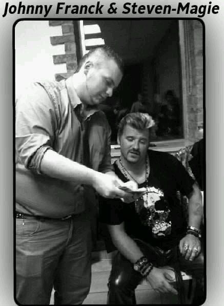 Johnnyfranck & Steven-Magie