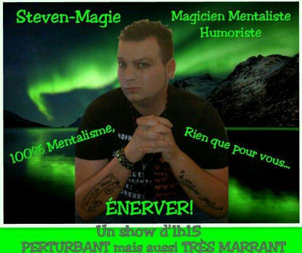 Steven-Magie