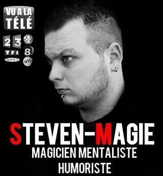 Steven-Magie Magicien Mentaliste Humoriste