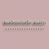 Mademoiselle-Anaiys