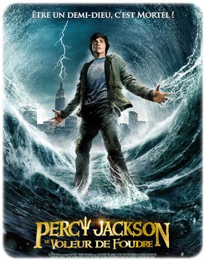 Percy Jackson, le voleur de foudre (2010)