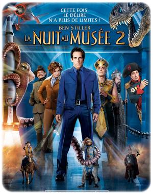La nuit au musée 2 (2009)