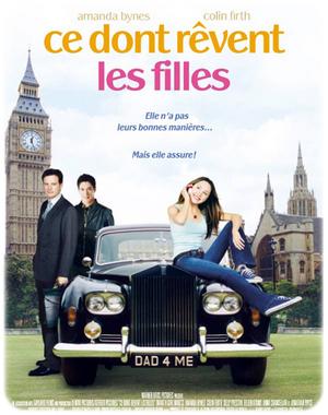 Ce dont rêvent les filles (2003)
