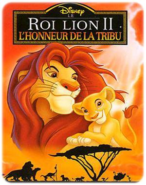 Le Roi lion II : L'honneur de la tribu (1998)