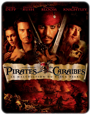 Pirates des Caraïbes 1 : La malédiction du Black Pearl (2003)