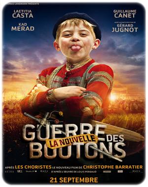 La nouvelle guerre des boutons (2011)