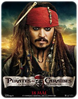 Pirates des Caraïbes 4 : La fontaine de Jouvence (2011)