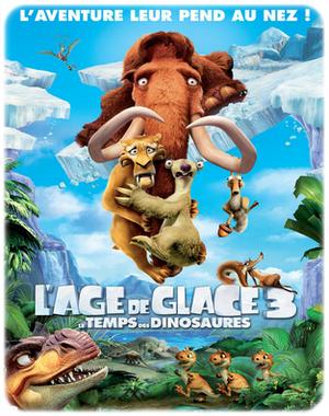L'âge de glace 3 : le temps des dinosaures (2009)