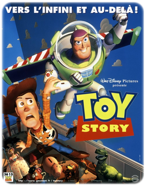 Toy Story 1 (1996)