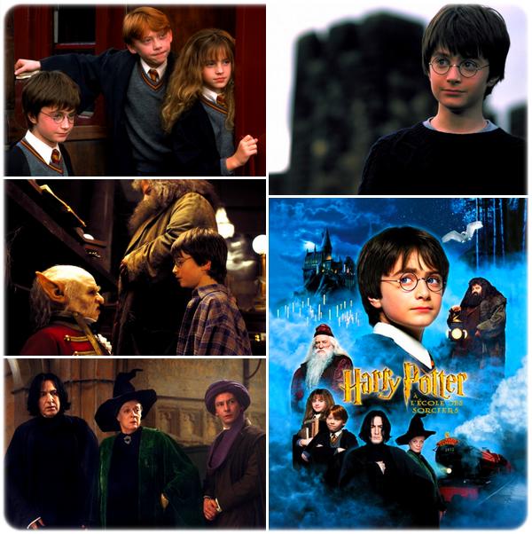 Harry Potter à l'école des sorciers (2001)