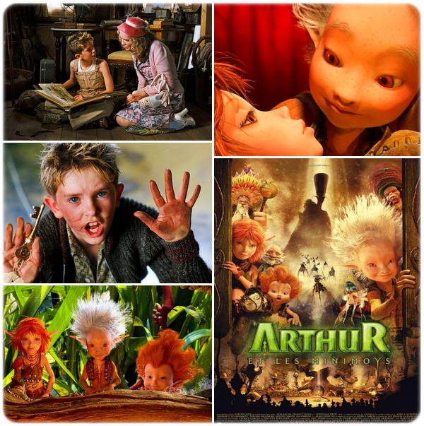 Arthur et les Minimoys (2006)