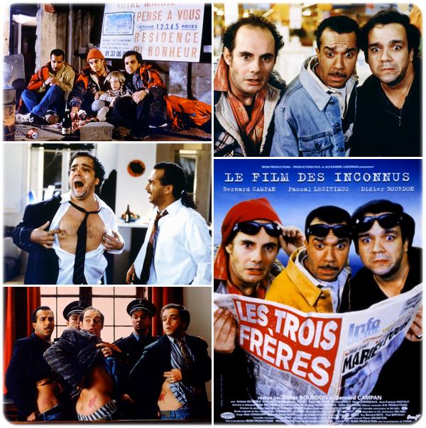 Les trois frères (1995)