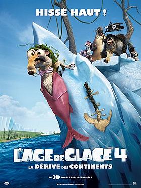 L'âge de glace 4 : La dérive des continents (2012)