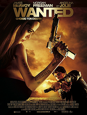 Wanted : Choisis ton destin (2008)