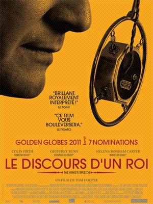 Le discours d'un roi (2011)