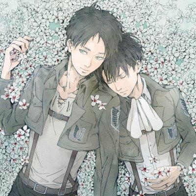 One Shot Shingeki No Kyoujin - Silence Love