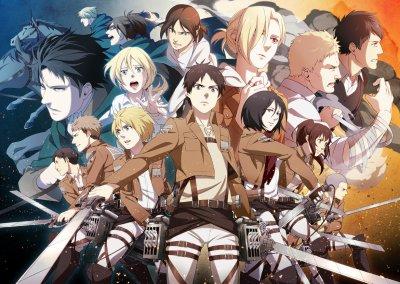 Répertoire Fanfics Shingeki No Kyoujin / L'attaque des Titans