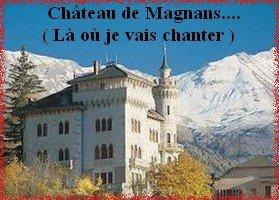 JE  REPARS  A  LA  MONTAGNE  ....( LA  SEMAINE  PROCHAINE  ! ) JE  CHANTERAI  SAMEDI  25  FEVRIER  ....A  JAUSIERS  !.....