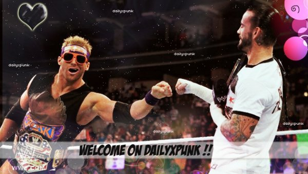 "~ DailyxPunk.skyrock.com ~ ""Welcome"""
