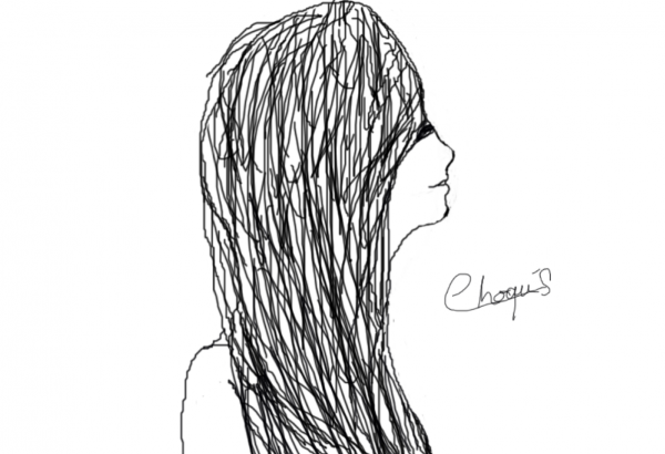 Quand j'essaie de dessiner sur l'ordinateur... 1#